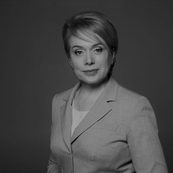 Lilia Hrynevych